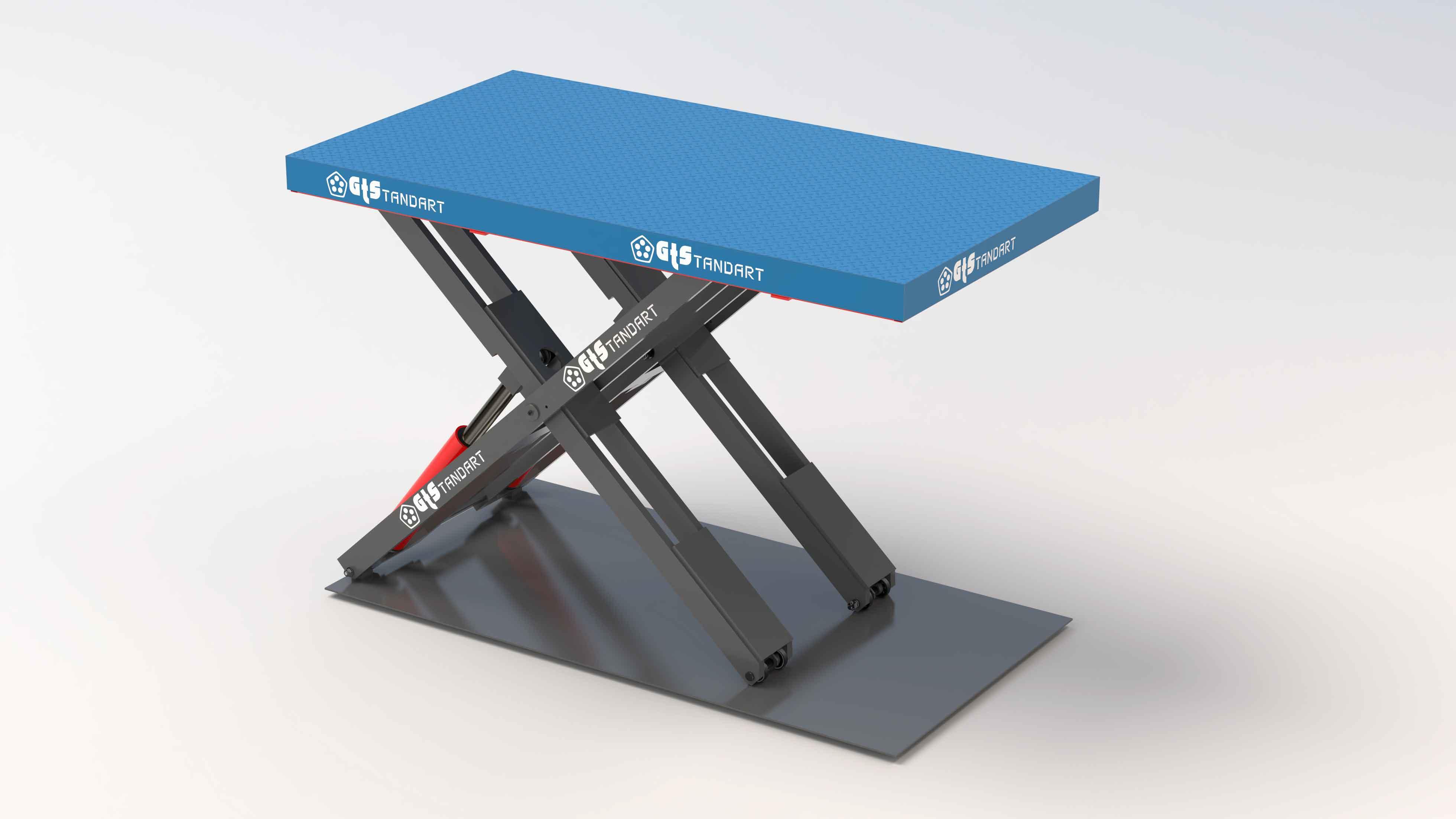 Низкопрофильный-подъёмный-стол