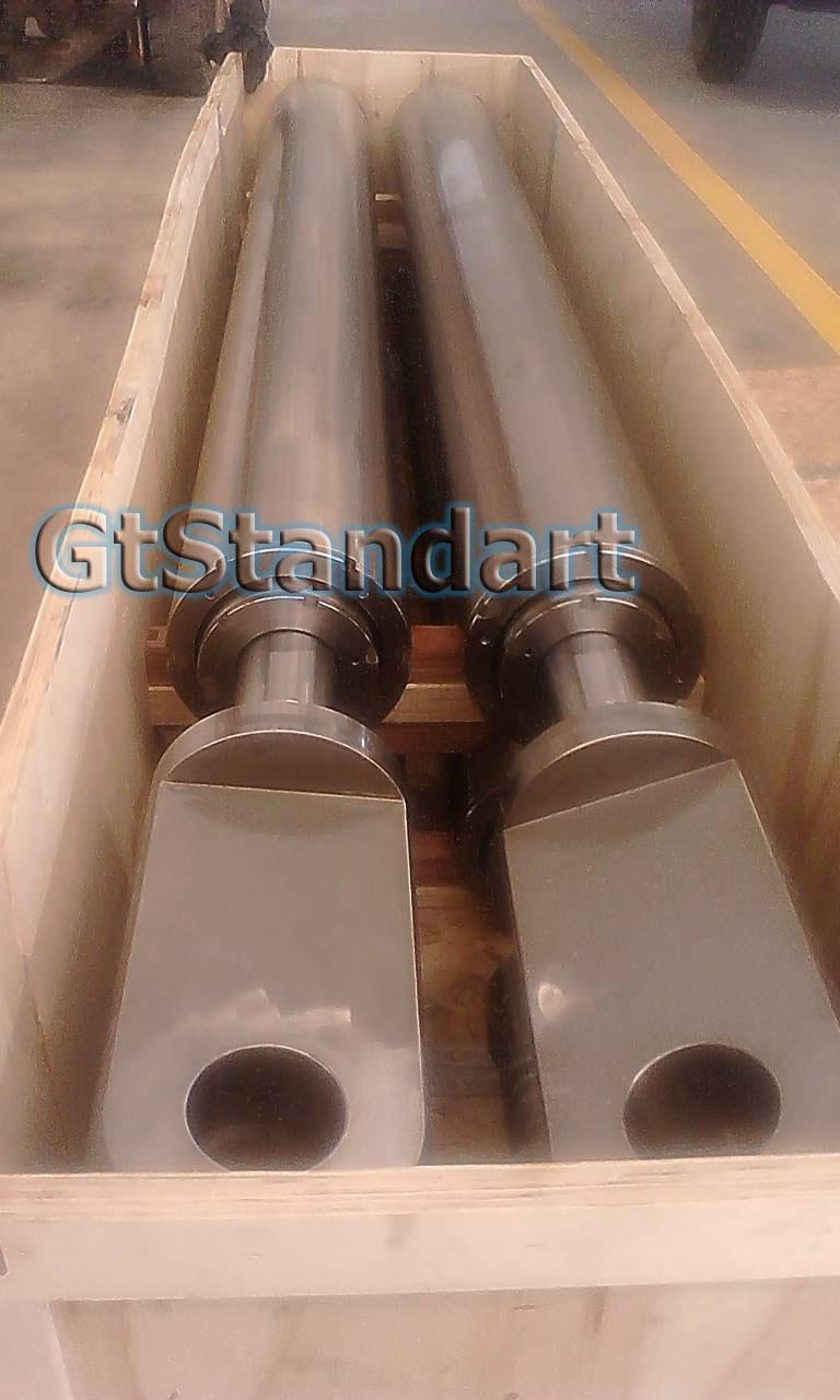 Гидроцилиндры для портального подъёмника