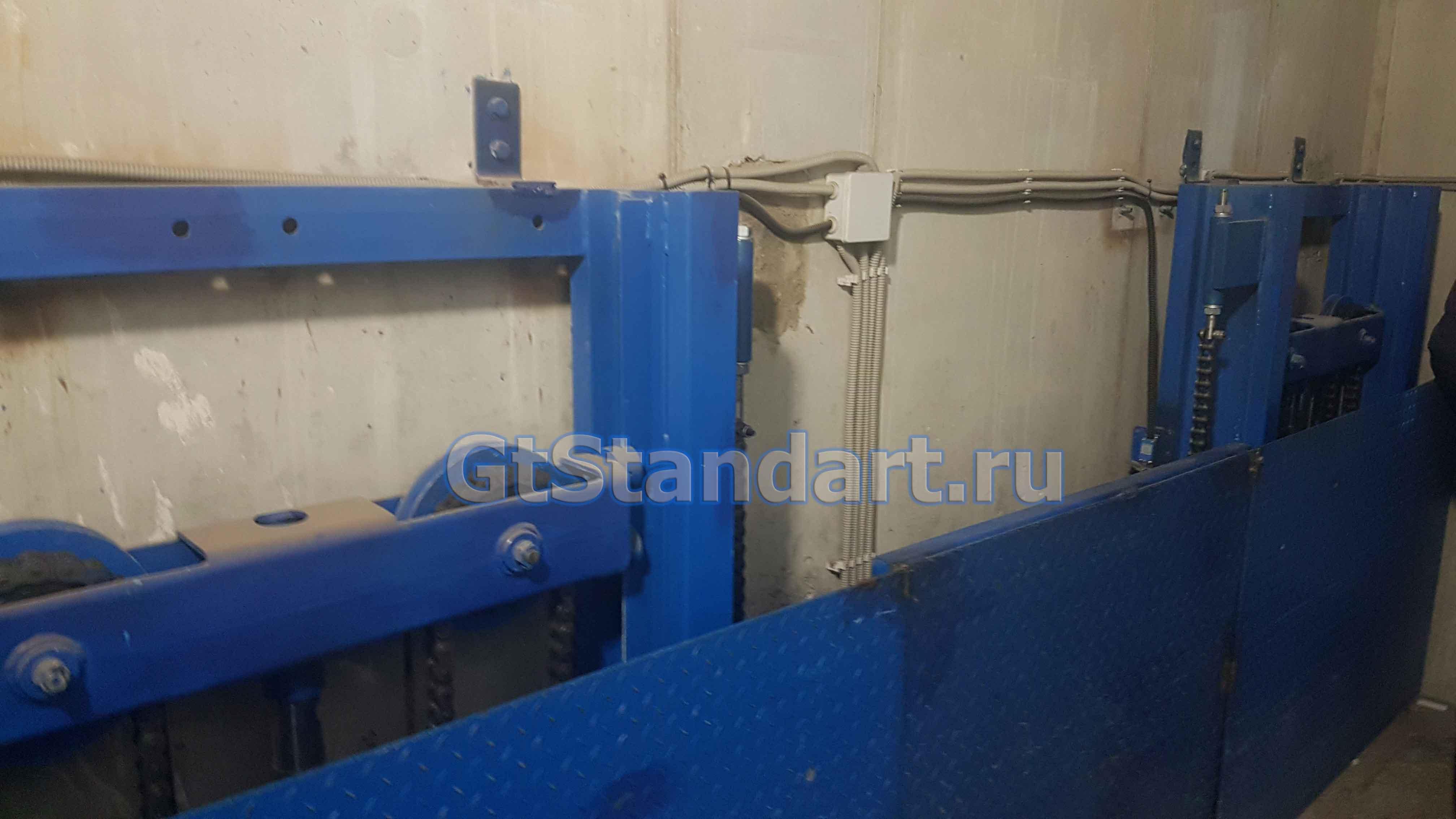 эксплуатация грузовых лифтов