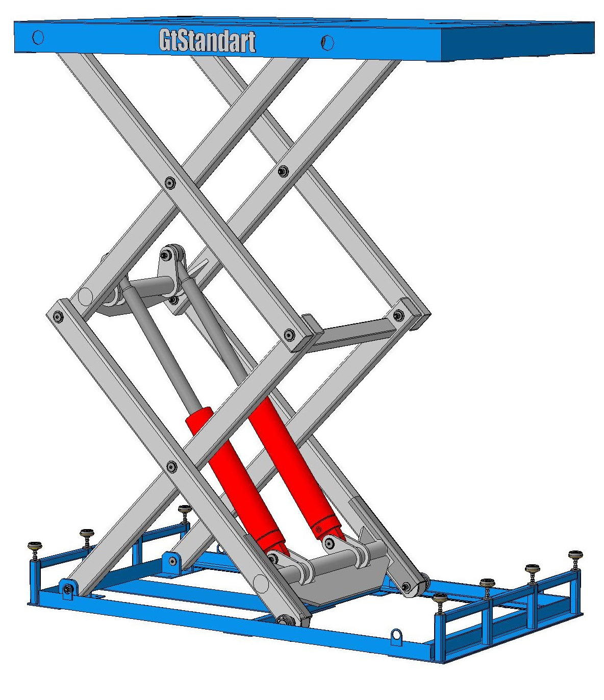 Подъёмная платформа