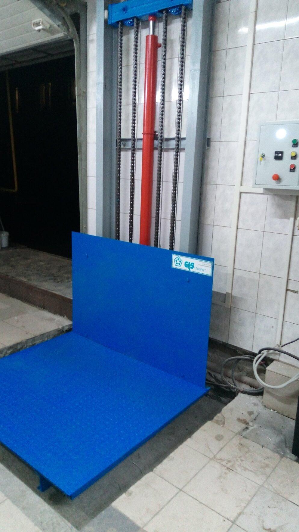 гидравлический консольный подъемник г п 1000 кг