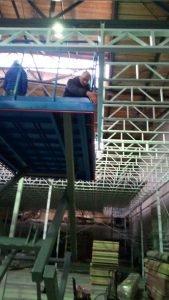 Производство подъёмных платформ