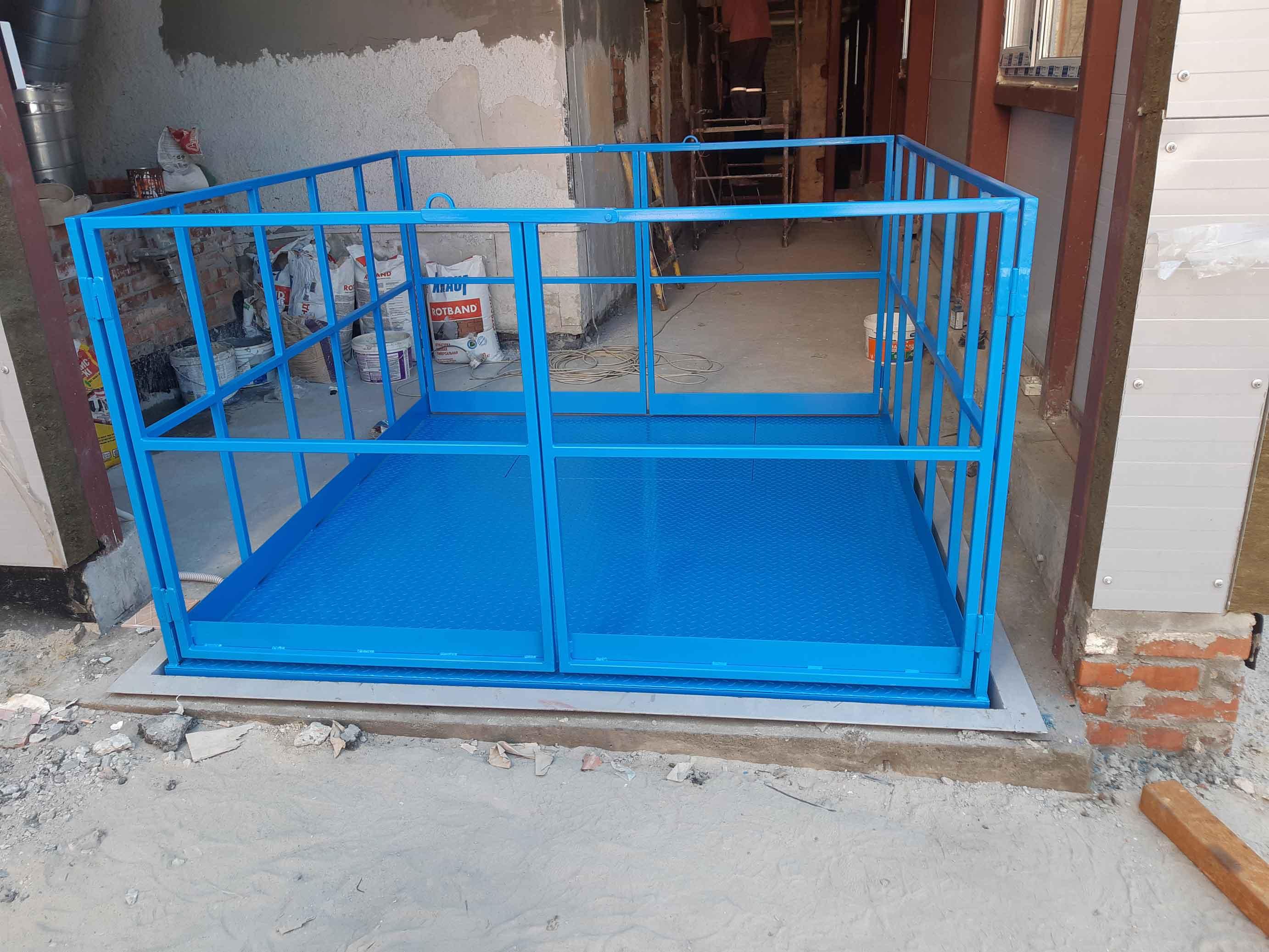 Гидравлический-стол