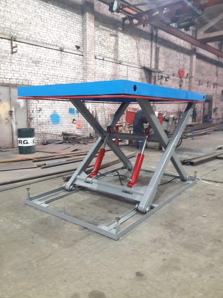 Подъёмный гидравлический стол 3000 кг